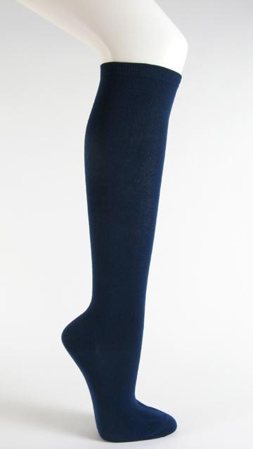 cf6998681 Navy womens fashion casual dress knee socks Navy womens fashion ...