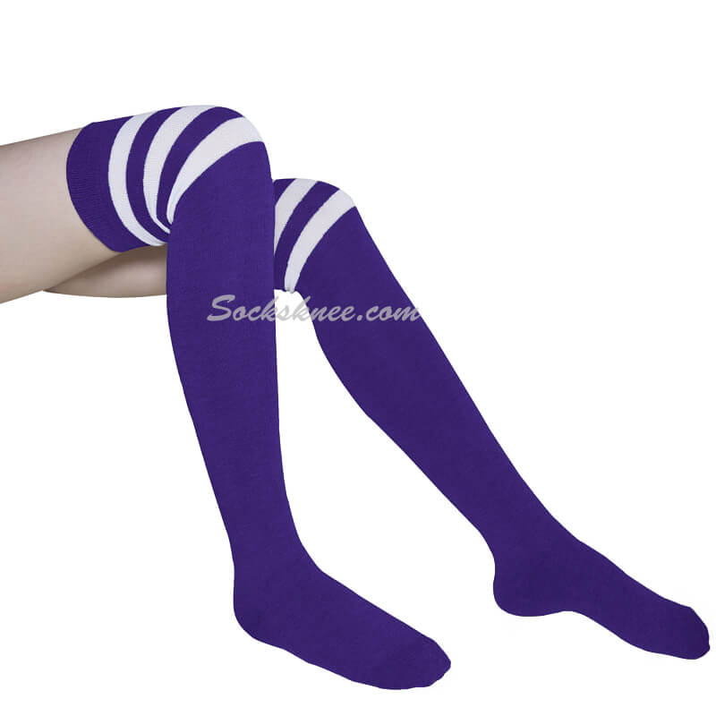 socks knee packing with small hanger