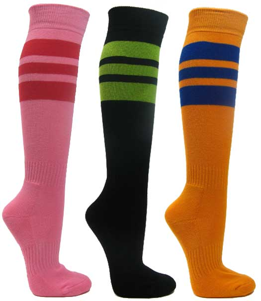 Cotton Knee Socks for sports